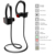 2017 new headsets apt-X/Mic noise cancelling sweatproof sport bluetooth headphone