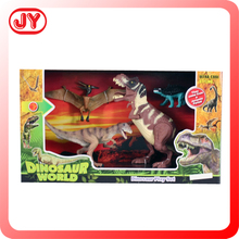 Factory price customized hard plastic dinosaur toys