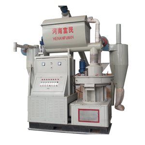 New design sawdust pellet production line ,8mm wood pellet making machine