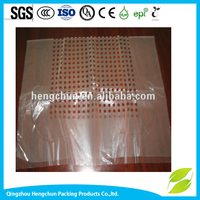 With Breathable holes plastic Grape Bag