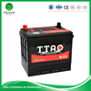 12V Auto mf superior battery chloride dry car battery in pakistan