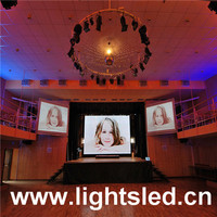 LightS hot selling P2P2.5 pixel pitch 10mm outdoor led display