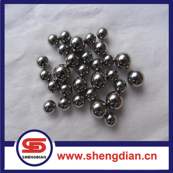 grinding ball, grindng media steel ball g100-g1000 use for coffe