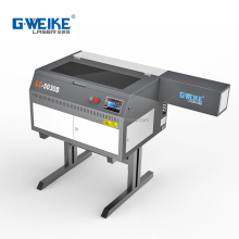 GWeike computerized engraver desk used 3d laser engraving machine lg500 good price