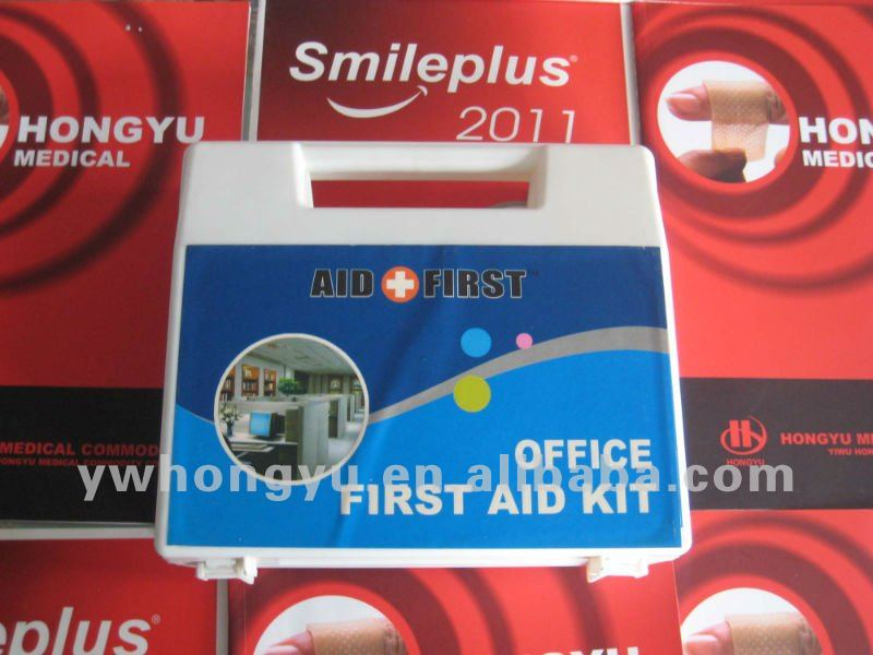 Rapid Care All-In-One First Aid Kit - Emergency Kit - For: Home, Office