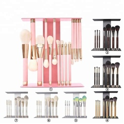 14pcs magnet makeup brush makeup logo custom private label makeup brush set