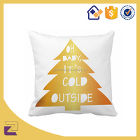 Christmas Tree Holiday Gift Throw Pillow Case Cushion Cover