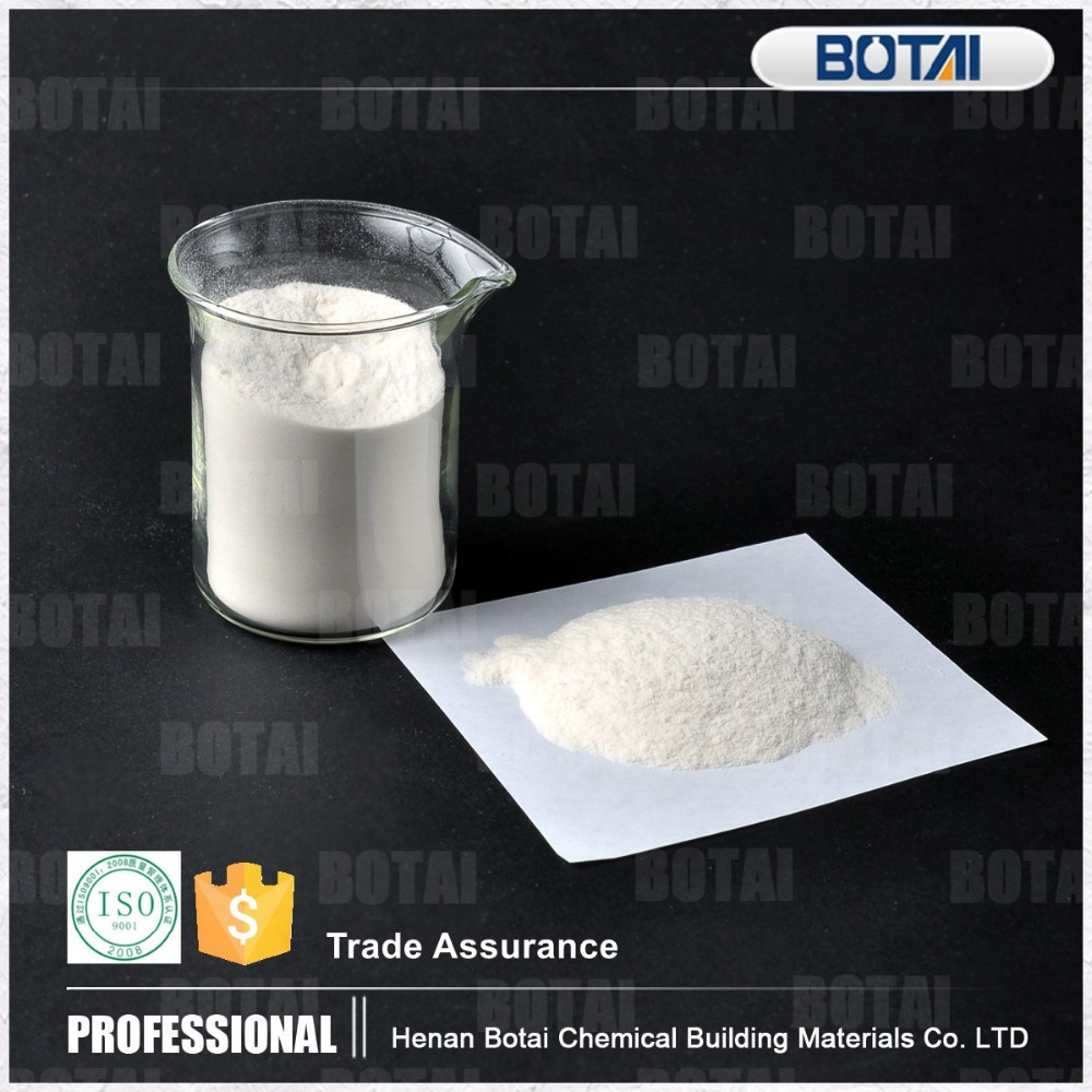 self leveling flooring putty powder additives concrete HPMC admixture for concrete