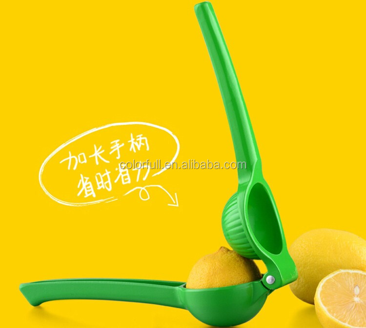 green manual plastic film squeezer machine electric orange juice squeezer machine