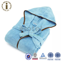 Promotional 100% Cotton Safety Baby Bath Robe