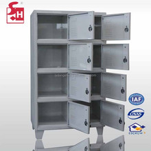 Coated Steel Locker/Compartment Steel Waterproof Storage Cabinet