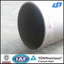 large diameter seamless gr1 pure titanium pipe for industrial