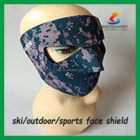 Special motocycle helmet protective full face ski mask