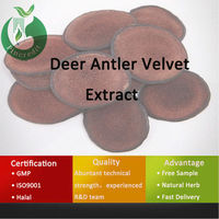 deer antler p.e./pure deer antler powder E.P./deer antler velvet powder