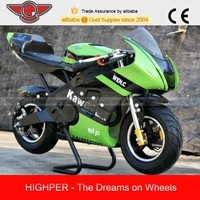 2015 Chinese mini 49cc safe Mini Pocket Bike with best price (PB009)