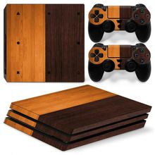 Hot Sale For Ps 4 Vinyl Sticker Console Skin For Ps4