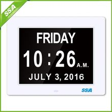 Alibaba Express New Remote 6 Digits Countdown Clock LED Digital Clock