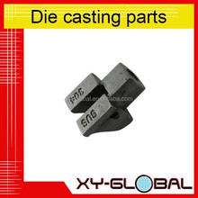 custom aluminum die casting mill housing heavy duty casted parts for instruments