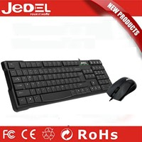 2014 Jedel new cheap computer keyboard