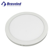 ETL ES LED 18W round panel light surface and Retrofit with E26 downlight replacement