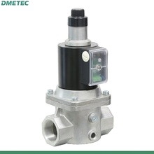 made in china lpg gas solenoid valve dn40 220v gas valve for stove