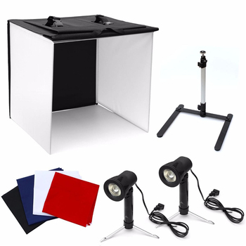 Table Top Photo Studio Light Tent Kit with cheap price .