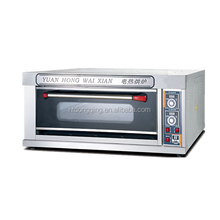 commercial bread oven single deck electric baking oven