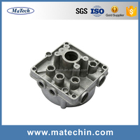 China OEM Small Strong Material Aluminum 7075 Alsi12 Grade Die Casting Parts