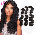 xblhair hot selling virgin body wave human hair braided hair styles
