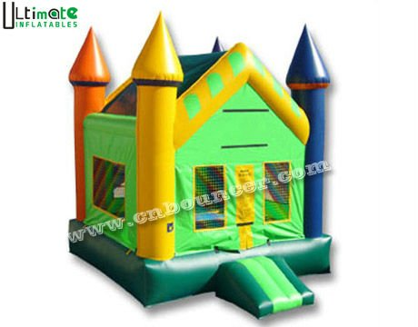 Hot sale commercial inflatable kids bouncing castle