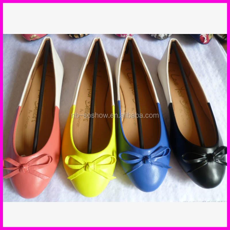 2014 spring casual pretty women flat shoes