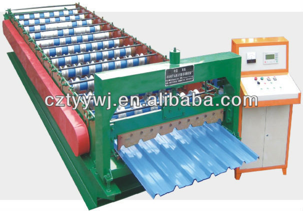 chain link fence machinery price cross tee bar forming machine