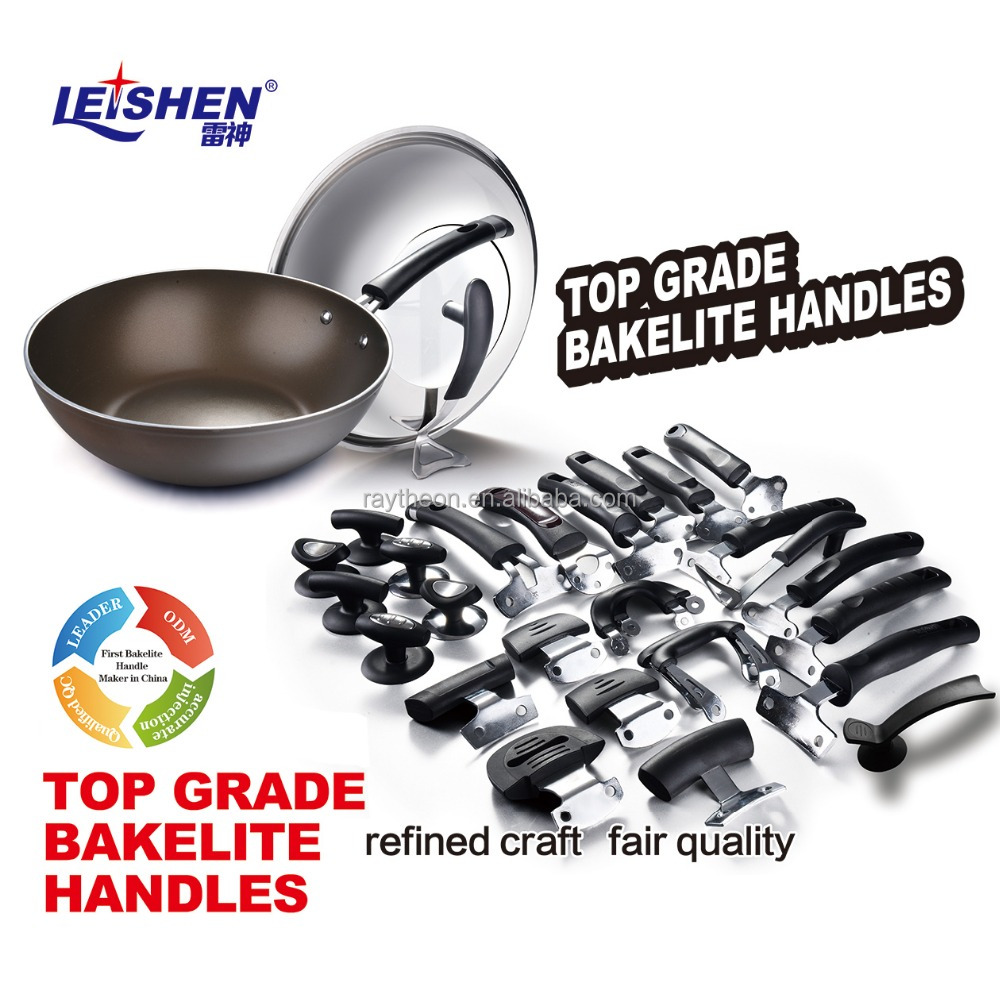 High quality Eco-Friendly frying pan accessory bakelite handles