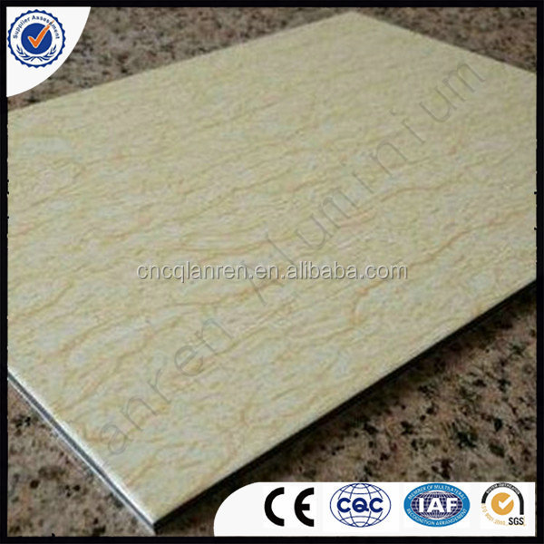 2015 New design acm aluminum composite panel for wall cladding aluminium composite material