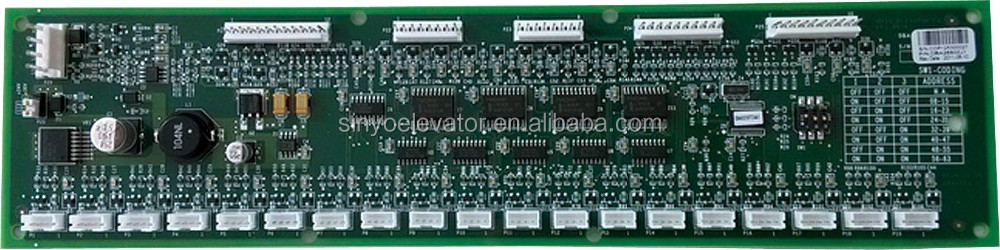 Communication PC Board For Elevator DAA26800J1