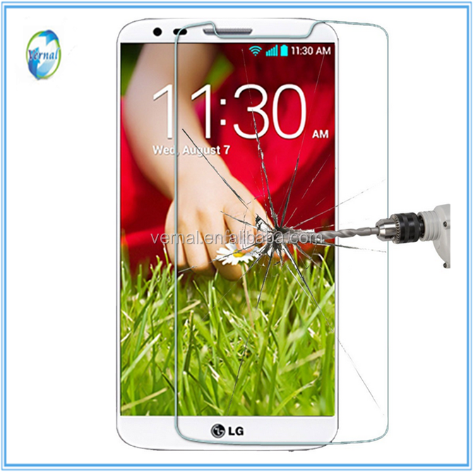 Hot <strong>product</strong> 9H 2.5D Tempered Glass Screen Protector for LG V10/V20/<strong>K10</strong>/G5/G4/Zero/Stylus 2