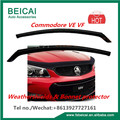 Bonnet Protector, Weathershields For Holden VF Commodore Sedan 2013-17 Visors