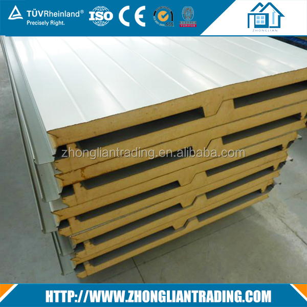 Cheap Price Structural Insulated Pu Sandwich Panels For