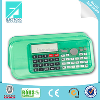 Fupu printing promotional gift general pencil cases
