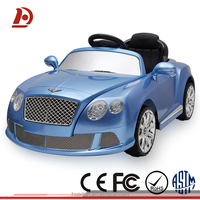 12 Volt Blue Bentley licensed Kids Ride-on Car