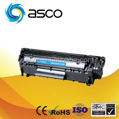 2612A compatible High quality laser toner cartridge for HP LaserJet 1010 series compatible toner cartridge 2612