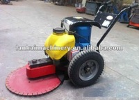 high speed road concrete pile cutting machine