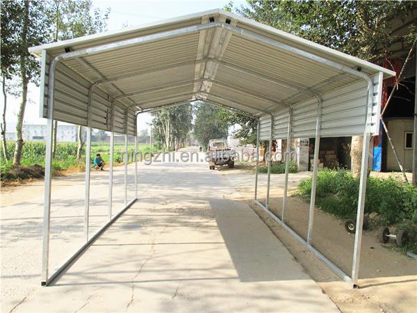 Diy Metal Frame Carports : Duro span steel metal building kits factory