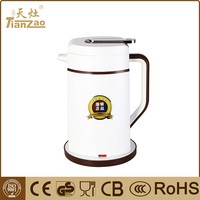 1.8L Latest double wall stainless steel electric water kettle