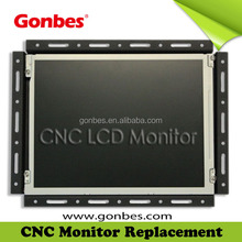 "8.4 10.4 12"" Inch 9 Pin Industrial Panel TTL CNC CRT to LCD Monitor"