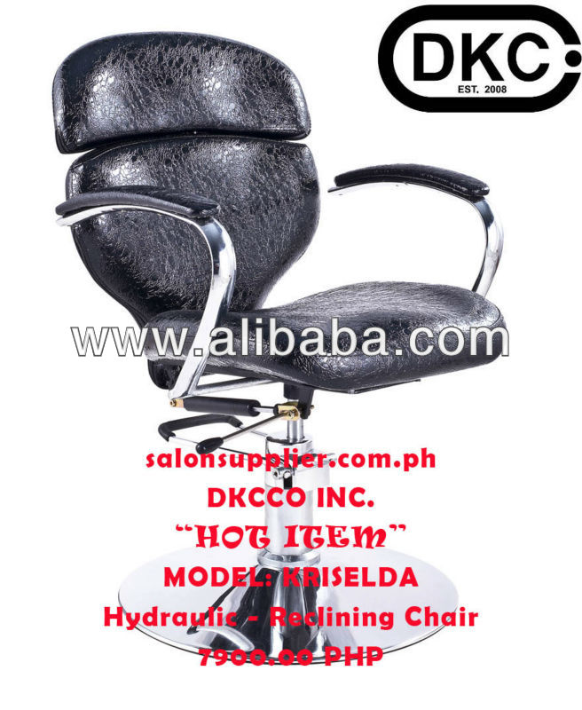 Hydraulic - Reclining Salon Chair