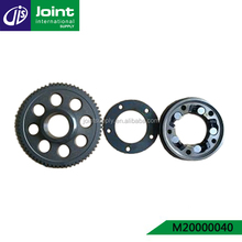 Motorcycle Spare Parts Overrun Clutch For Bajaj Pulsar 135