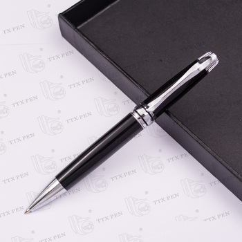 china stationery supplies custom promotional new design stylus metal ball pen