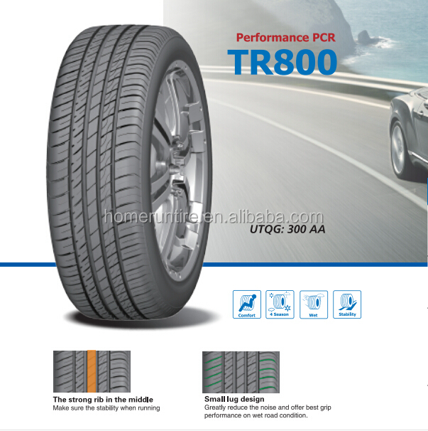 Wholesale Cheap Tyre Radial Colored Car Tires for 165/70r13