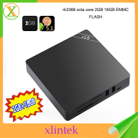 2016 i68 Android 5.1 TV Box 2g/16g rk3368 Chip 4K Kodi Full HD Smart Media Player i68 Set Top Box